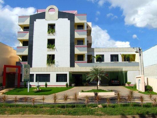 Hotel Capital das Pedras