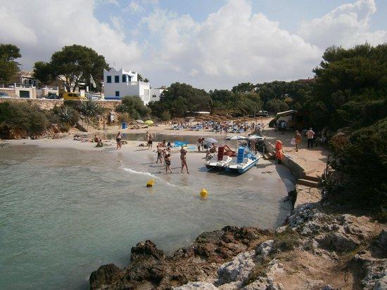 Vacances Menorca Resort: Spiaggia