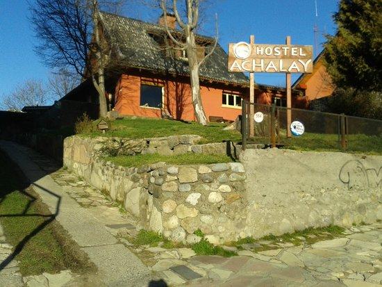 Hostel Achalay: fachada