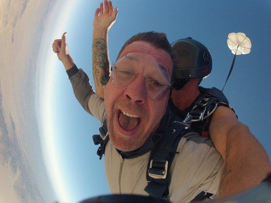 Vegas Extreme Skydiving : Amazing Feeling !!!!