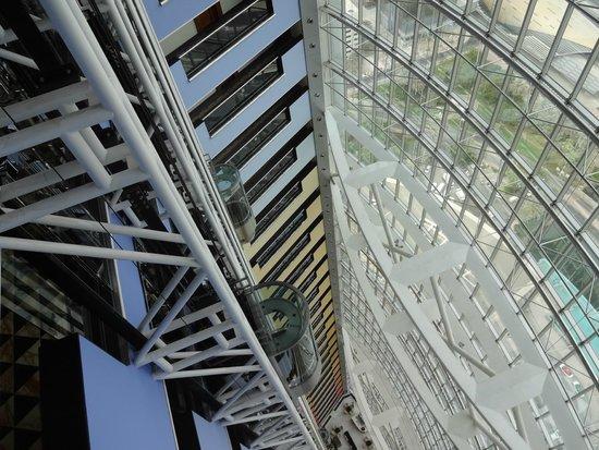 Jumeirah Emirates Towers : Vue du 37ème étage