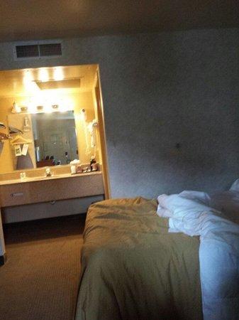 Quality Inn - Flagstaff / East Lucky Lane : Camera più lavandino