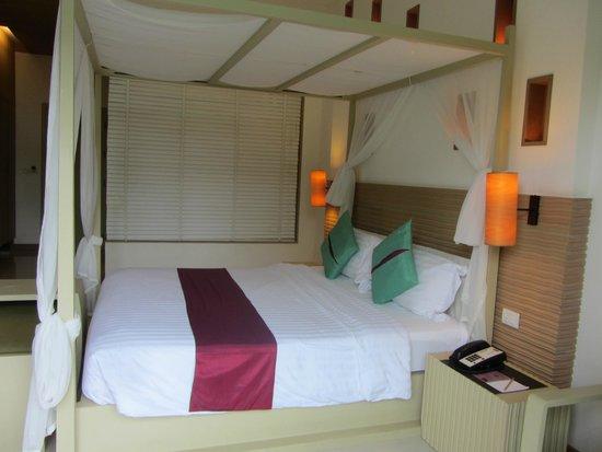 Mercure Koh Chang Hideaway Hotel: Номер