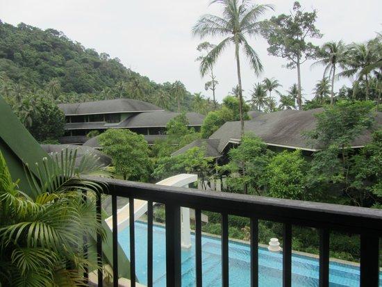 Mercure Koh Chang Hideaway Hotel: Вид с балкона