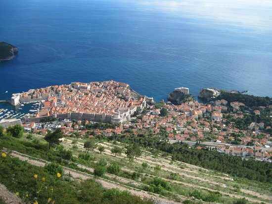Funiculaire de Dubrovnik : did i mention the view