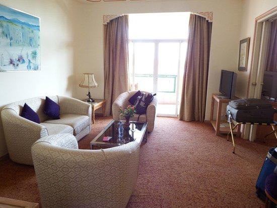 Es Saadi Marrakech Resort - Hotel : chambre/suite