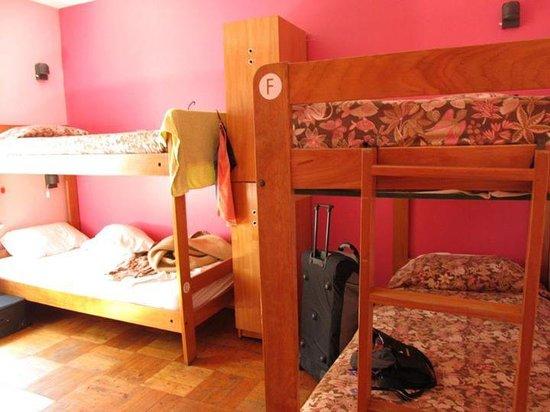 Andes Hostel: Nosso quarto