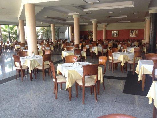 Las Marismas de Corralejo: Sala ristorante