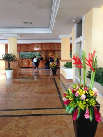 Excellence Riviera Cancun: Lobby