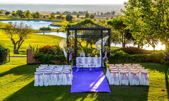 Club de Golf: Suites Retamares: Ceremonia Especializada by Casino Club de Golf Suite Retamares Art Gourmet