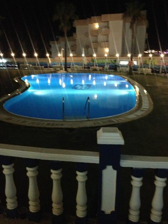 Hotel Playasol Riviera: big pool