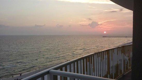 Legacy by the Sea: Balcony needs paint job