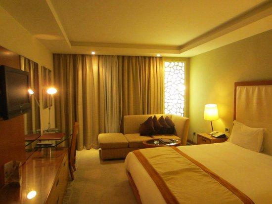 Farah Casablanca: La habitación