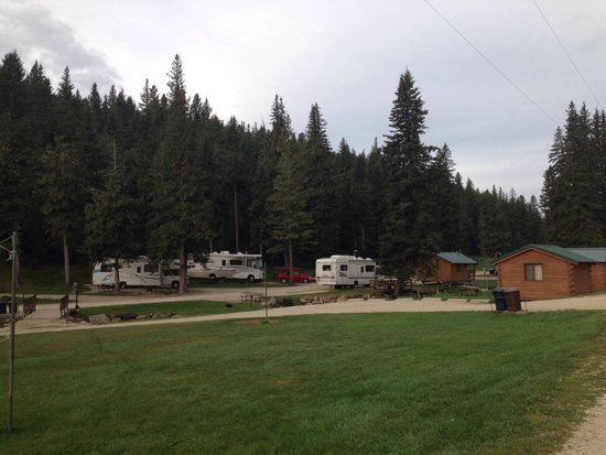 Hidden Valley Campground : The campground