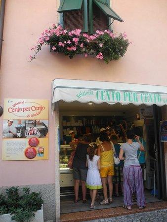 Gelateria Cento Per Cento: gelatiiii