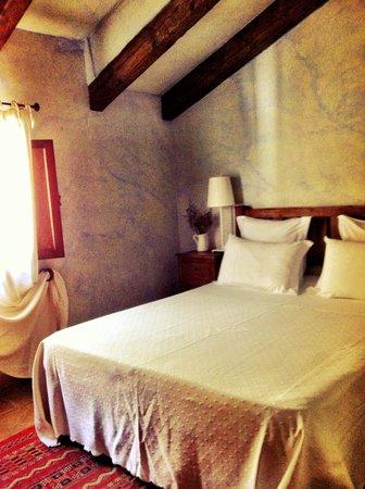 Hotel Alavera de los Banos : Habitación