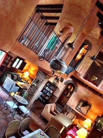 Hotel Alavera de los Banos : Hall