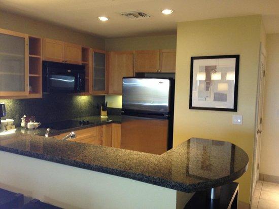 The Westin Kierland Villas: Full Kitchen of 1BR Premium