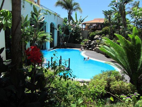 Porto Mare Hotel: The Spa pool