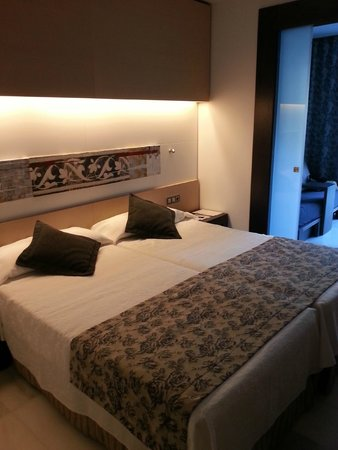 Hipotels Gran Conil: Chambre familliale