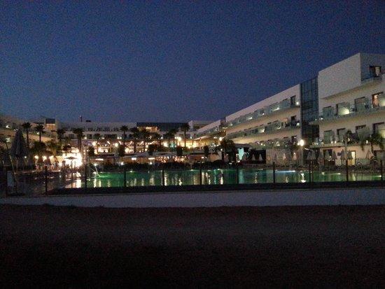 Hipotels Gran Conil & Spa: Vue extérieure de l'hôtel