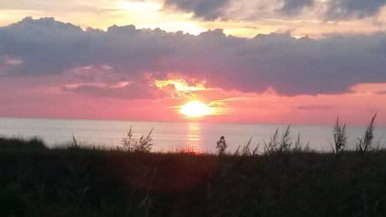 Camp Hatteras RV Resort and Campground : Sunset