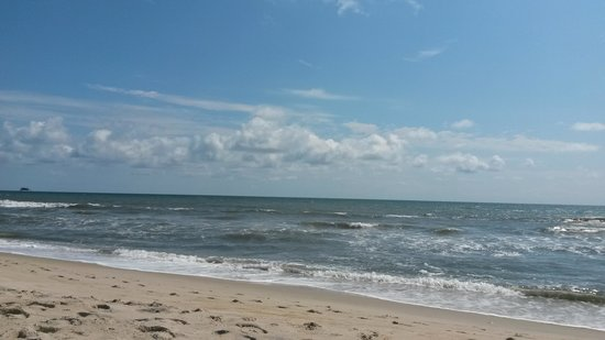 Camp Hatteras RV Resort and Campground: Beautiful Beach