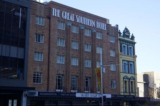 The Great Southern Hotel: Great Southern Hotel exterior