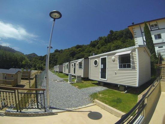 Camping Igara de San Sebastian