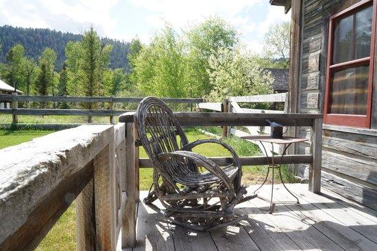 The Ranch at Rock Creek: Patio