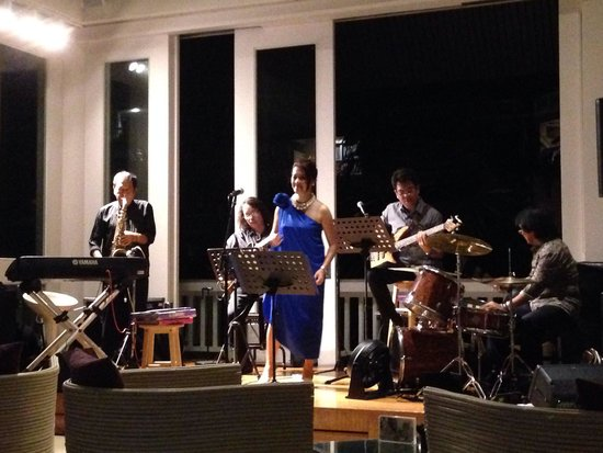 Angsana Laguna Phuket: Jazz night