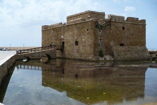 Paphos Harbour Castle, Cyprus