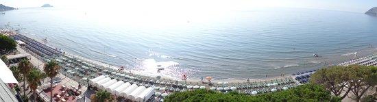 Grand Hotel Spiaggia: vue panoramique