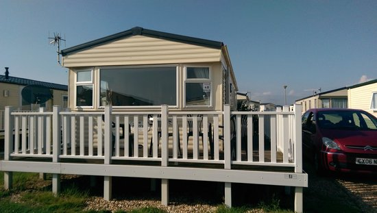 Parkdean - West Bay Holiday Park: parkdean, west bay - our oyster caravan