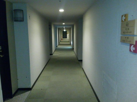 Hotel Ichiraku: 中館廊下