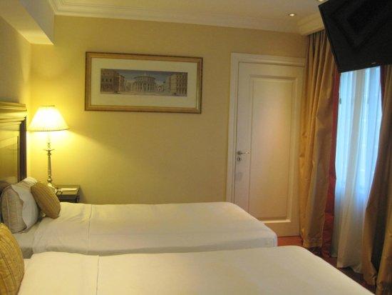 Panamericano Buenos Aires Hotel: Habitación Regency - Doble (Camas Twin)