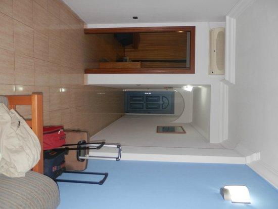 Rubimar Suite ApartHotel: entrada