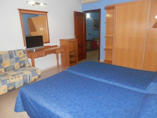 Rubimar Suite ApartHotel: habitación doble