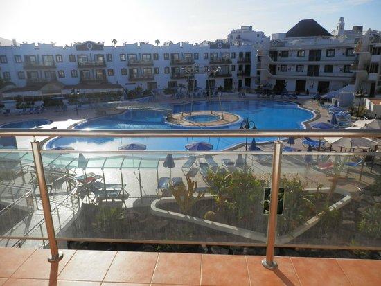 Rubimar Suite ApartHotel: piscina