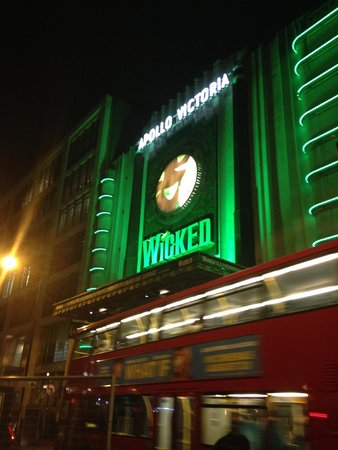 Wicked the Musical : Wicked UK