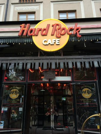 Hard Rock Cafe: Aussenansicht