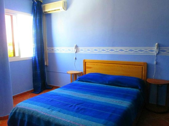 Hotel Azayla: Chambre Double vue sur mer