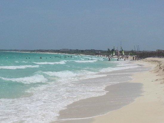 beach view picture of melia las dunas cayo santa maria. Black Bedroom Furniture Sets. Home Design Ideas