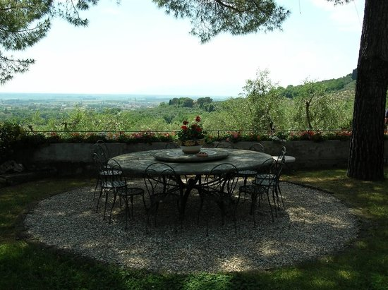 Villa Lucia : Such a lovely setting