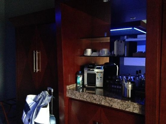 Shade Hotel : Coffee/Mini Bar