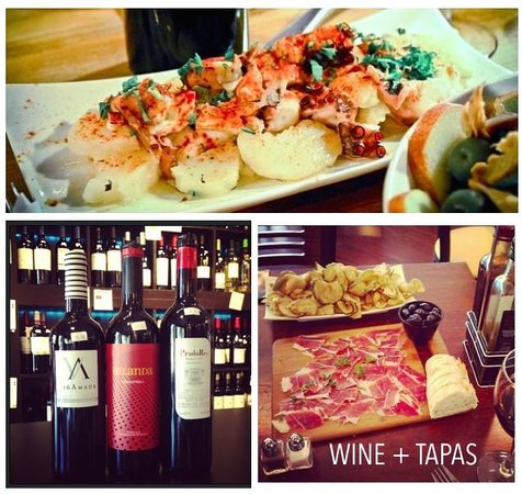 Entretapas Restaurant: Spanish Restaurant in Broward County
