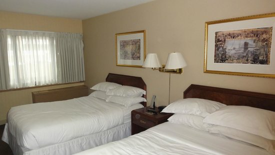The Manhattan at Times Square Hotel : Chambre 2
