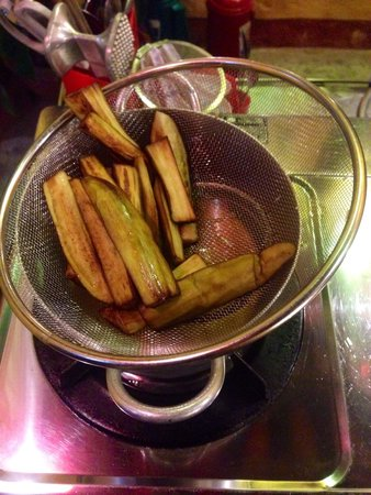 Gioan Cooking Class: The best Aubergine clay pot in Vietnam
