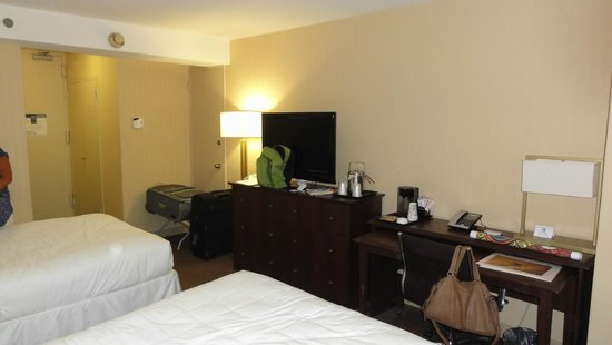 The Manhattan at Times Square Hotel : Chambre 1
