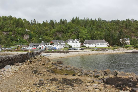The Pierhouse Hotel: Day View